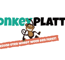 MonkeyPlatter logo Angela Kamstra