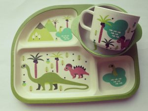 Kinderservies Dino